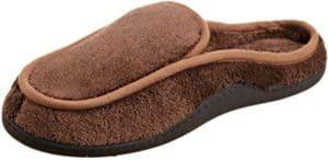 Best Budget Slippers Isotoner Terry Slip-On Men's Slipper