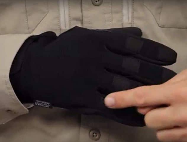Best Nylon Work Gloves 5.11 Tac A2 Gloves-backs