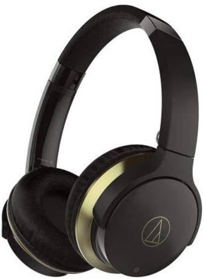 Best On-Ear Headphones Audio-Technica SonicFuel Wireless On-Ear Headphones-1