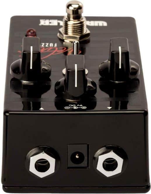 Best for Pros Wampler Velvet Fuzz V2 Fuzz Pedal-3