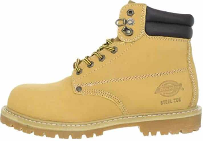 Best for the Money Dickies Raider Steel Toe Work Shoes - 1