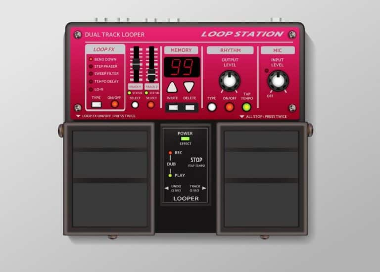 Do You Need Any Frequency Effects - Looper pedal