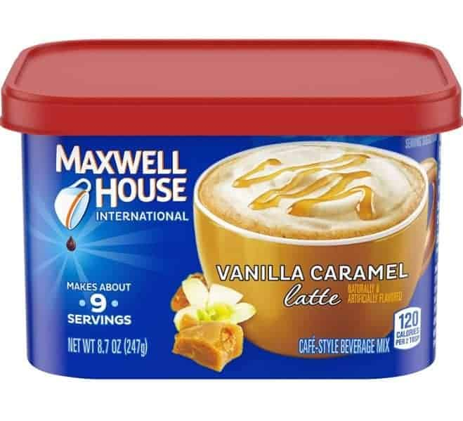 How Much Does Instant Coffee Cost - Maxwell House