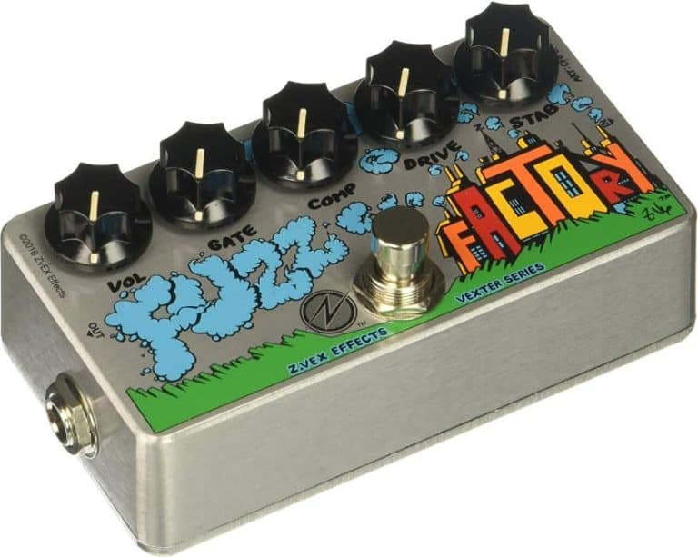 How Much Does a Good Fuzz Pedal Cost - ZVEX Fuzz