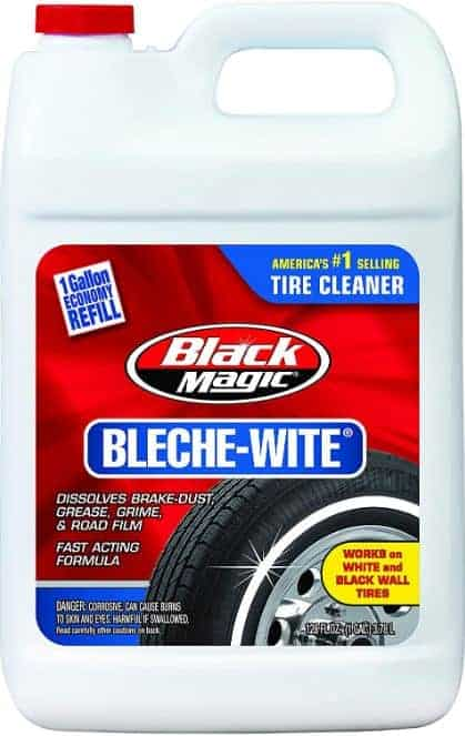 How Much Should a Wheel Cleaner Cost - Black Magic
