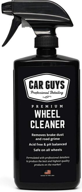 How Much Should a Wheel Cleaner Cost - Car Guys