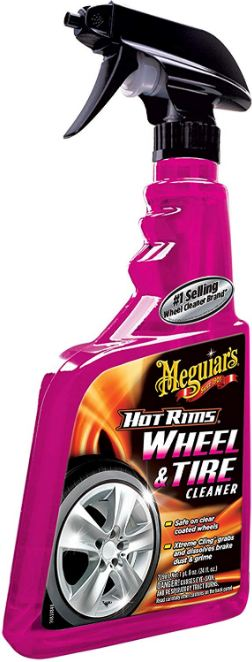 How Much Should a Wheel Cleaner Cost - Meguiar Hot