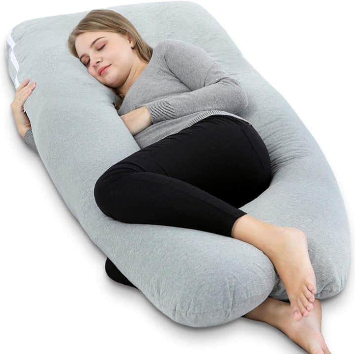 Pillow Review Ang Qi U-Shaped Pregnancy Pillow