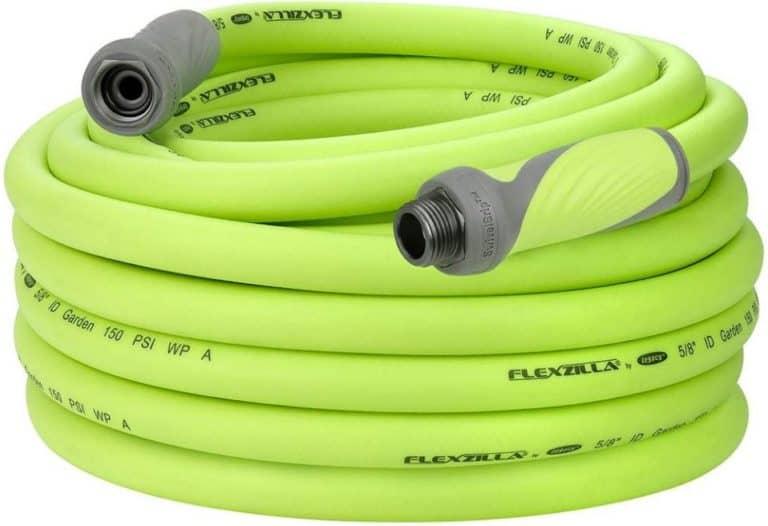 Product Review Flexzilla Garden Hose with SwivelGrip