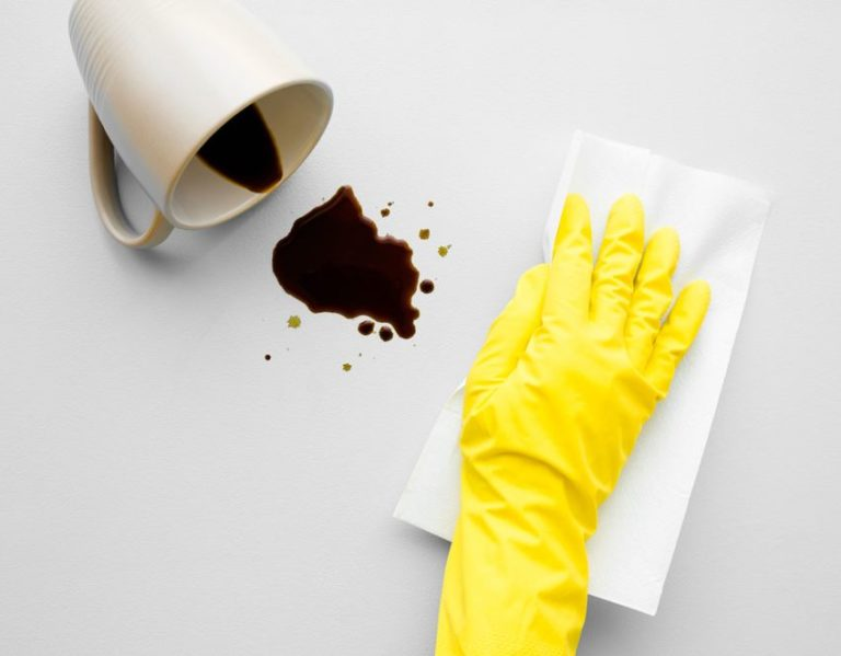 Tips for Removing Coffee Stains