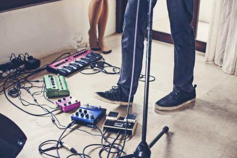 Tips on Using a Distortion Pedal