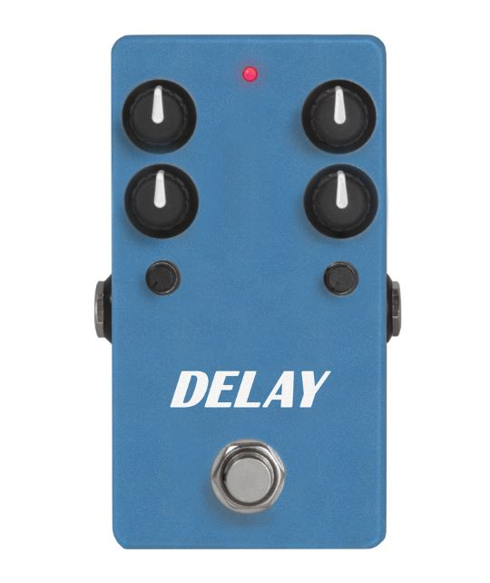 What is a Distortion Pedal - delay
