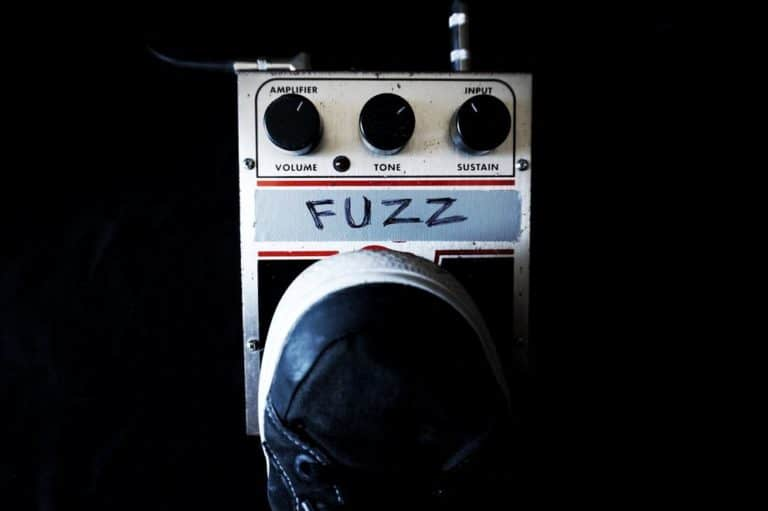 What is a Distortion Pedal - fuzz