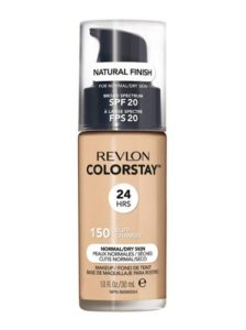 Best Foundation Review REVLON COLORSTAY Makeup for NormalDry Skin