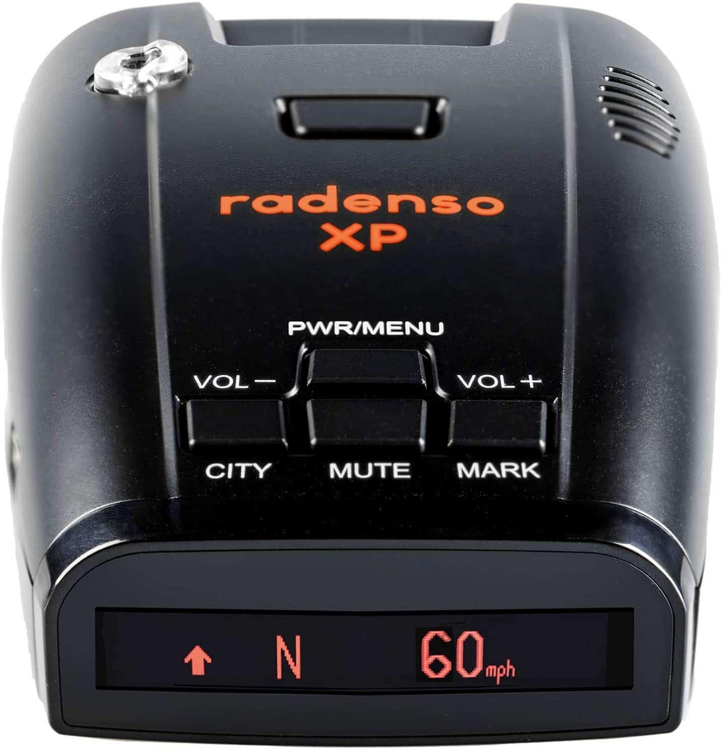Best Radar Detector Radenso XP Radar and Laser Detector