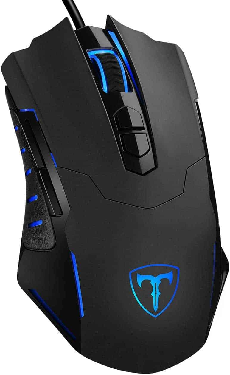 Gaming Mouse Review PICTEK Wired Gaming Mouse