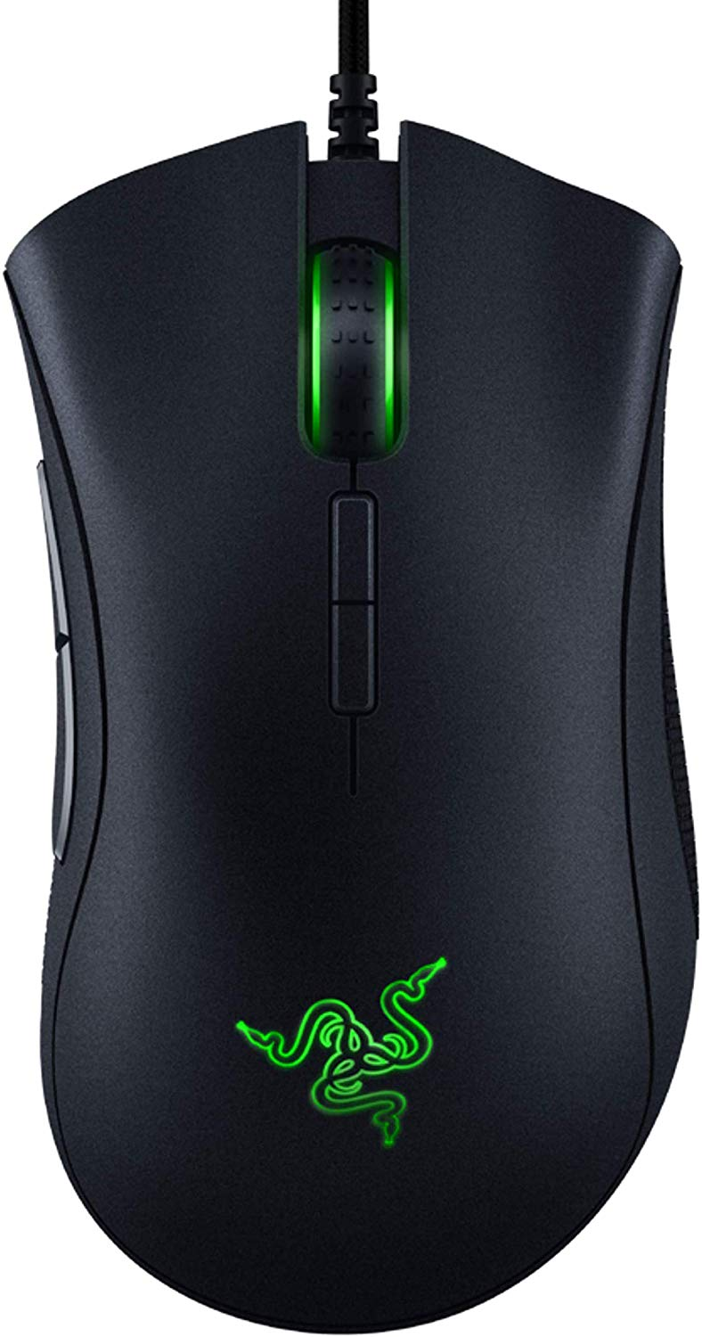 Gaming Mouse Review RAZER DEATHADDER Mechanical Gaming Mouse