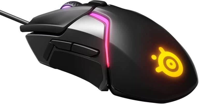 Gaming Mouse Review SteelSeries Rival 600 Gaming Mouse