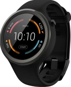 What is the Average Price for a New Smartwatch - Motorola Moto