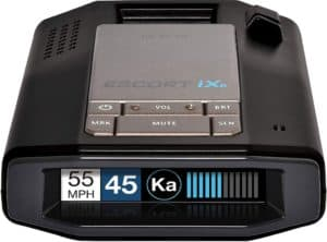 What is the Average Price for a Radar Detector - Escort IXC
