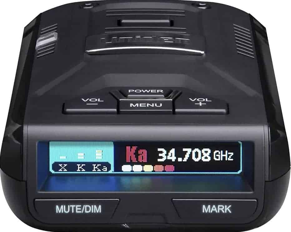 What is the Average Price for a Radar Detector - Uniden R3