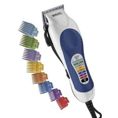 Hair Clippers Review Wahl Color Pro Complete Hair Cutting Kit