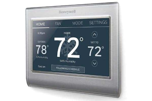 Smart Thermostat Review - Honeywell Smart Programmable Thermostat