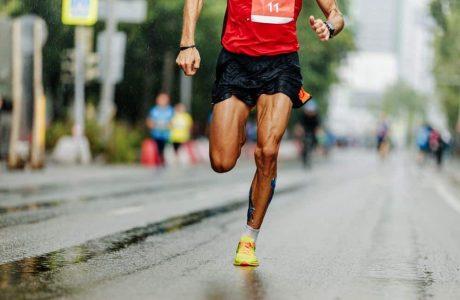 All-Day vs. Training Trackers - marathon