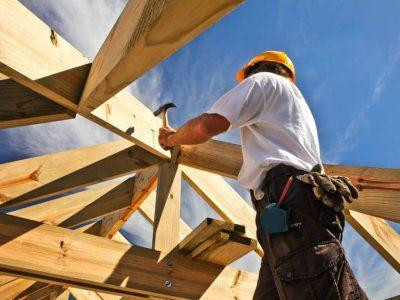 Benefits of New Work Boots - carpenter
