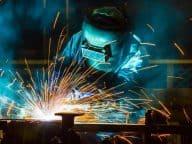Benefits of New Work Boots - welder