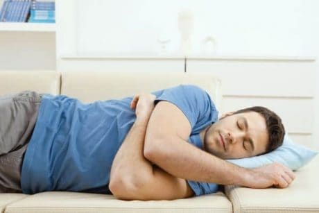 Benefits of Sleeping On Your Side