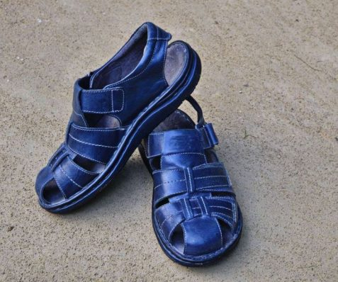 Benefits of Wearing Slippers at Home - sandal