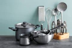 Benefits of a New Mattress - Metal utensils