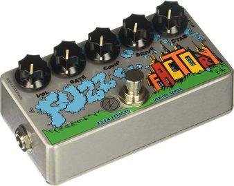 Best Classic Pedal ZVEX Fuzz Factory Vexter Series Fuzz Guitar Pedal