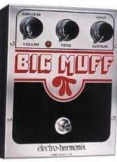Best Compact Model Electro-Harmonix Nano Big Muff Guitar Distortion Effects Pedal-5