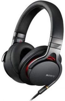 Best Fitting Over-Ear Headphones Sony Premium Hi-Res Stereo Headphones