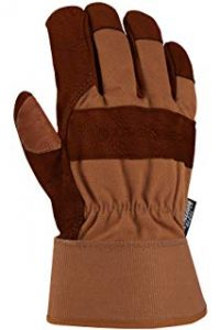 Best Leather Pair Carhartt Leather Work Gloves