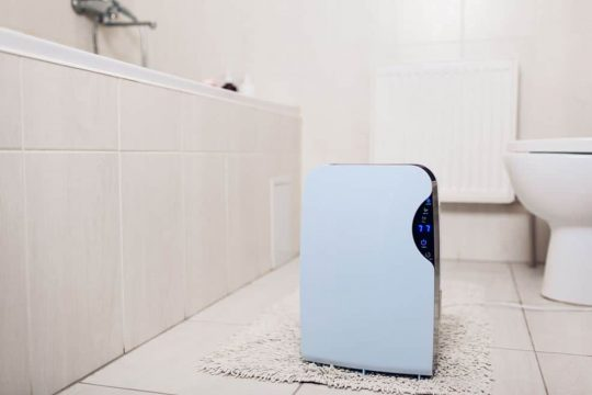 Best Places to Use a Dehumidifier