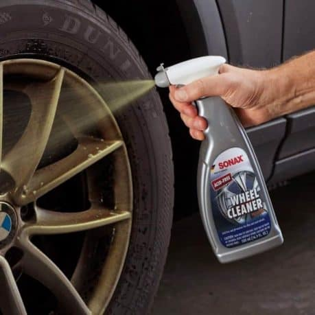 Best for All Surfaces Sonax Wheel Cleaner Full Effect-1