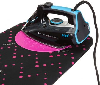 Best for Daily Use Minky Hot Spot Pro Ironing Board