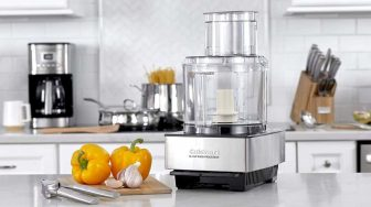 Best for Large Groups Cuisinart 14-Cup Food Processor