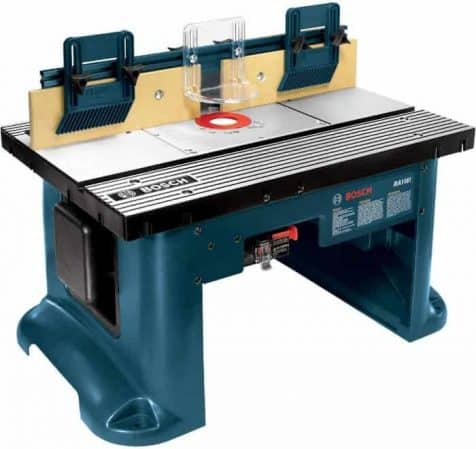 Best of the Best Bosch Benchtop RA1181 Router Table