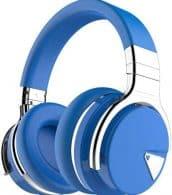 Best of the Best COWIN E7 Noise Canceling Bluetooth Headphones-Blue