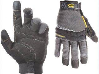 Best of the Best Custom Leathercraft 125M Handyman Flex Grip Work Gloves