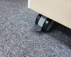Buying a Dehumidifier – Features You Need - Locking casters