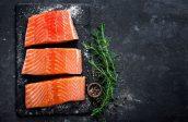 Choosing the Right Flavor - Wild salmon