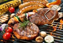 Cooking Pot Aluminum or Stainless Steel - barbecuing
