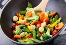 Cooking Pot Aluminum or Stainless Steel - stir frying