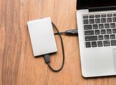 Display Aspect and Ratio - External hard drives