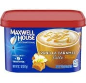 Does the Coffee Dissolve - Maxwell